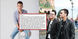 Khắc Việt cực gắt bảo vệ em trai: 'Tao chơi với chúng mày mọi phương diện, mạng sống tao chả tiếc'