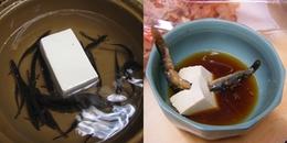 Tàu hủ địa ngục, món ăn tàn nhẫn và đầy tai tiếng trong ẩm thực Nhật Bản