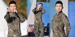 Daesung đẹp trai hẳn lên từ ngày đi nghĩa vụ, fan đùa: 'Lẽ ra anh nên ăn cơm quân đội sớm hơn'