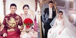 Đám cưới sao Hoa ngữ: AngelaBaby xa xỉ nhất, lãng mạn nhất vẫn là Lưu Thi Thi - Ngô Kỳ Long