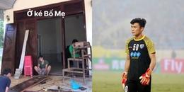 Bùi Tiến Dũng tranh thủ sửa nhà cho bố mẹ trước khi lên đường hội quân AFF Cup 2018