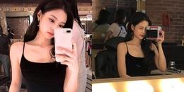 Ảnh selfie hơn 1 triệu like vì quá hot, fan bắt Jennie đi mua bảo hiểm cho bộ phận cơ thể này ngay