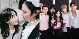 """Taeyeon bị tố là nữ thực tập sinh """"sát trai"""" nhất nhà SM, Knet không ném đá mà lại khen ngợi?"""