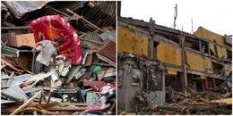 Sau thảm họa kép động đất - sóng thần, Indonesia đối mặt với nạn cướp bóc hoành hành