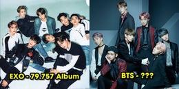 EXO đứng đầu BXH nhóm nhạc có số lượng album bị trả về nhiều nhất: Vì đâu nên nỗi?