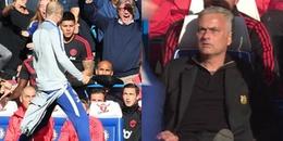 Chân dung 'kẻ' khiến Mourinho phát điên trong trận hòa giữa Chelsea và Man Utd