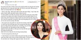 Á hậu Nguyễn Thị Loan chỉ 'đường đi nước bước' cho Trần Tiểu Vy ở Miss World 2018