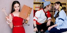 Diễn tốt nhất vai bạn gái giả của Lộc Hàm, Nhiệt Ba là Thị hậu đáng xấu hổ nhất lịch sử Kim Ưng?