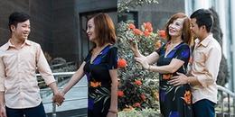 Chú rể 26 đổi cách xưng hô từ 'cô' sang 'chị', cô dâu 61 tuổi mắng yêu: 'Láo nào'
