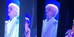 Đẳng cấp của 'chàng trai đẹp nhất thế giới': V (BTS) bật khóc tại concert cũng khiến MXH bùng nổ