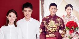 """Triệu Lệ Dĩnh """"mở hàng"""" tháng hỉ: Lâm Canh Tân mua nhà cưới vợ, Lưu Thi Thi mang song thai 3 tháng?"""