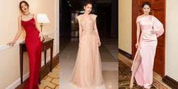 Chi Pu đang lăm le soán ngôi 'nữ hoàng thảm đỏ' của Angela Phương Trinh?