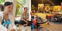 Cả xóm khóc thương người mẹ bị xe BMW tông chết ở Hàng Xanh