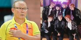 HLV Park Hang Seo 'vượt qua' BTS - Song Joong Ki trên BXH người Hàn được yêu thích nhất tại Việt Nam