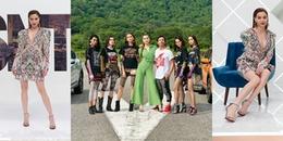 Hồ Ngọc Hà nói tiếng Anh lưu loát, chỉ dẫn thí sinh Asia's Next Top Model thực hiện thử thách