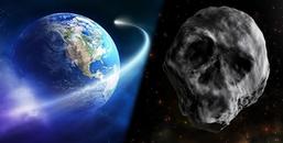 Xôn xao khối thiên thạch kỳ dị hình đầu lâu sắp tiếp cận Trái Đất đúng vào dịp lễ hội Halloween