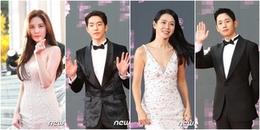 Thảm đỏ The Seoul Award 'bốc cháy' với màn hội ngộ của cặp 'Chị đẹp', mỹ nhân SNSD cùng dàn siêu sao