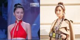 """'Nhàn phi' Xa Thi Mạn thuở đi thi Hoa hậu: Vẫn đẹp xuất sắc dù bị chê """"còn phèn"""""""