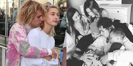 Lộ bằng chứng Justin Bieber đã chính thức lên chức bố, Hailey Baldwin 'thả tim' xác nhận?