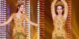 Nữ thần Kim Ưng Địch Lệ Nhiệt Ba: Rạng rỡ, xinh đẹp đánh tan mọi nghi ngờ của netizen