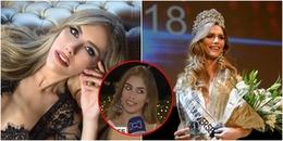 Hoa hậu Chuyển giới Tây Ban Nha lại có thêm một phiếu không ủng hộ dự thi Miss Universe 2018