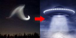 Phát hiện vật thể lạ trông như UFO xuất hiện trên bầu trời gây nháo nhào cộng đồng mạng
