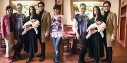 Gần 3 tháng sau sinh, tình cũ Trấn Thành mới khoe con gái kháu khỉnh