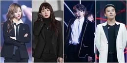 Khi cả nam, nữ thần tượng Kpop cùng 'đọ' đẳng cấp trong vest lịch lãm, ai xuất sắc hơn ai?