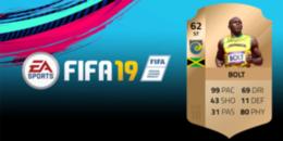 Usaint Bolt sẽ xuất hiện tại FIFA, lọt top 5 cầu thủ chạy nhanh nhất