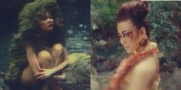 Hậu 'trắng tay' tại 'The Debut', Hoàng Thùy Linh tung teaser hé lộ MV mới với tạo hình hoang dã