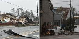 Hình ảnh tan hoang tại Mỹ sau khi siêu bão kinh hoàng Michael càn quét qua