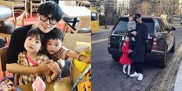 Quá trẻ và đẹp trai, ông bố Hàn Quốc 40 tuổi thường xuyên bị nhầm là anh trai của 2 con