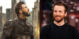 Sau 8 năm gắn bó, Chris Evans chính thức chia tay vai diễn Captain America