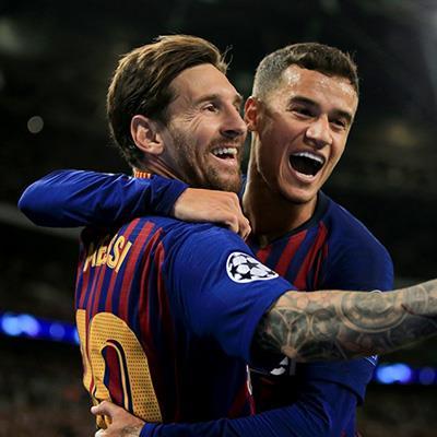 Highlights Tottenham 2-4 Barcelona: Messi và các đồng đội kéo sập pháo đài Wembley
