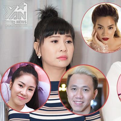 yan.vn - tin sao, ngôi sao - Cát Phượng - Kiều Minh Tuấn bị chỉ trích về lời xin lỗi, sao Việt lên tiếng bảo vệ