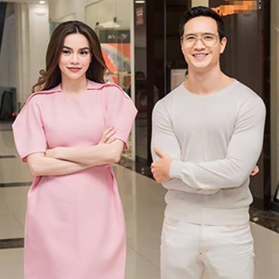 Sau khi Cường Đôla - Đàm Thu Trang công khai gọi nhau vợ chồng, Hồ Ngọc Hà làm điều này cho Kim Lý
