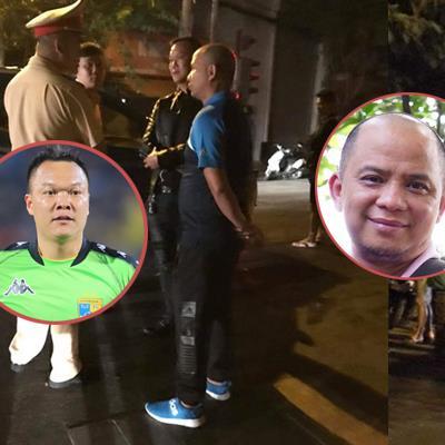 yan.vn - tin sao, ngôi sao - Ô tô diễn viên 'Người phán xử' nát đầu khi va chạm xế hộp của cựu thủ môn Dương Hồng Sơn