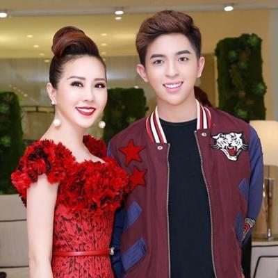 Hoa hậu Thu Hoài kể chuyện con trai đồng tính giận mẹ, bỏ nhà đi hùn vốn làm ăn với Phạm Hương