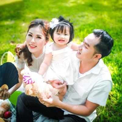 yan.vn - tin sao, ngôi sao - Cận vẻ đáng yêu của công chúa nhà diễn viên Thiên Bảo và vợ kém 16 tuổi