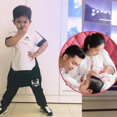 yan.vn - tin sao, ngôi sao - Con nhà nòi của Vbiz: Mới 3 tuổi quý tử nhà Khánh Thi đã nhảy dancesport thuần thục