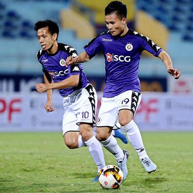 Quang Hải và CLB Hà Nội thâu tóm các giải thưởng danh giá ở V-League 2018