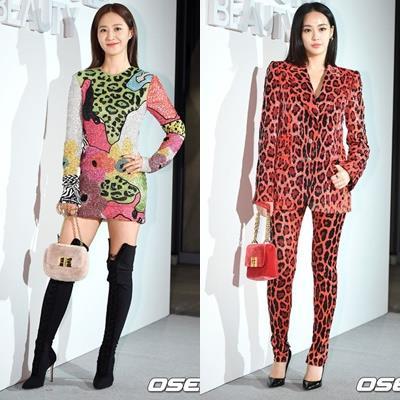 Xuất hiện cùng sự kiện thảm đỏ: Yuri (SNSD) và bạn gái G-Dragon bất ngờ chiếm trọn spotlight
