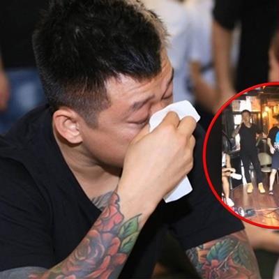 Hình ảnh Tuấn Hưng cật lực tập luyện cho show diễn trước khi bị huỷ khiến fan xót xa