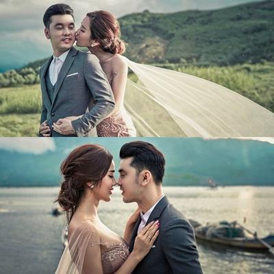 yan.vn - tin sao, ngôi sao - Ưng Hoàng Phúc và bà xã khoe ảnh cưới lãng mạn, đã ấn định ngày cưới năm nay