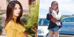 Giảm cân thành công, Triệu Vy lên đời nhan sắc và phong cách thời trang trẻ trung ở độ tuổi gần U50
