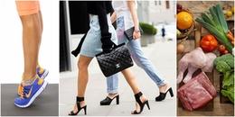 Bỏ túi loạt bí quyết 'hô biến' bắp chân thon gọn cho các nàng vô tư diện giày cao gót