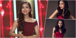 'Hoa hậu The Voice' dự thi Miss Tiffany's Việt: 'Hương Giang là hình tượng tôi đi theo'