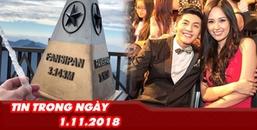 Tin Trong Ngày 1/11: Fansipan bất ngờ có băng giá, Noo Phước Thịnh xác nhận từng yêu Mai Phương Thúy
