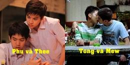 Top 4 cặp đôi đồng tính nam kinh điển trên màn ảnh Thái Lan