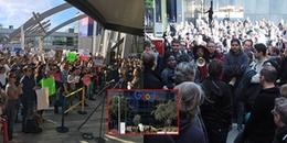 Hơn 1.500 nhân viên Google toàn cầu đình công, xuống đường biểu tình phản đối công ty
